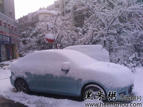 合肥2月18日大雪