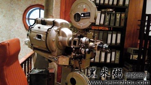 小广寒电影设备